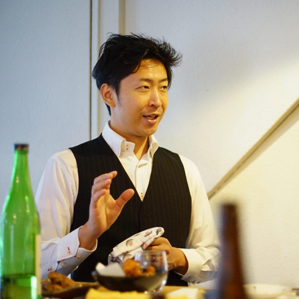 【日本酒王子 FM愛知にて被災地支援活動について語る】