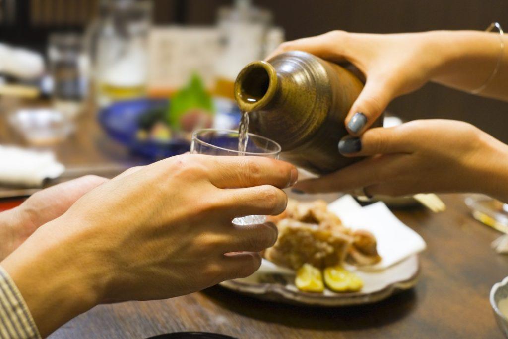 1分で分かる日本酒の基本的なマナー