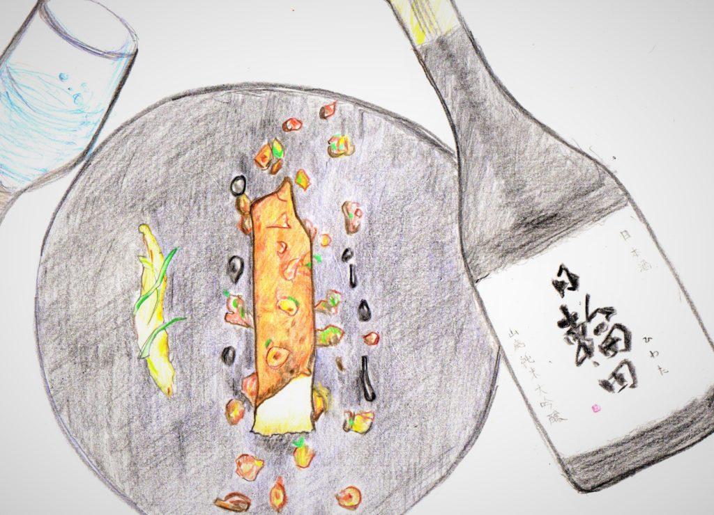 【最終回】 TBS グランメゾン東京 第11話 倫子の最高傑作「ハタのロティ ノアゼットアンショア」に勝手にマリアージュ! by 日本酒王子