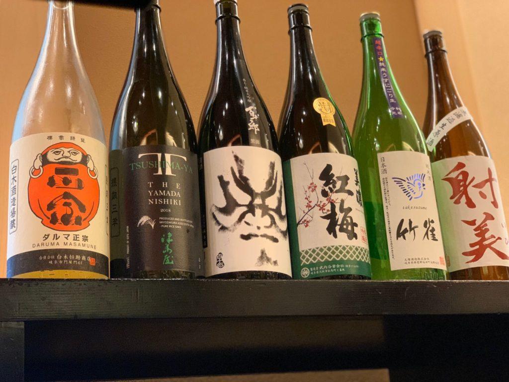 岐阜の地酒と絶品割烹 マリアージュ会【焼き物編】