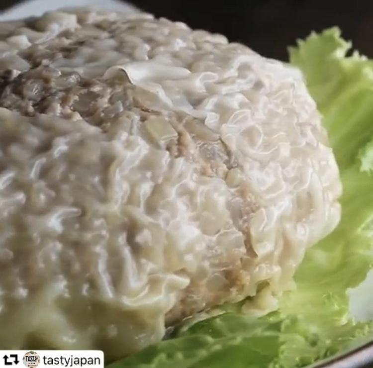 【日本酒王子の「勝手にマリアージュ!」】 TastyJapanさんの「フライパンで簡単!巨大シュウマイ」編